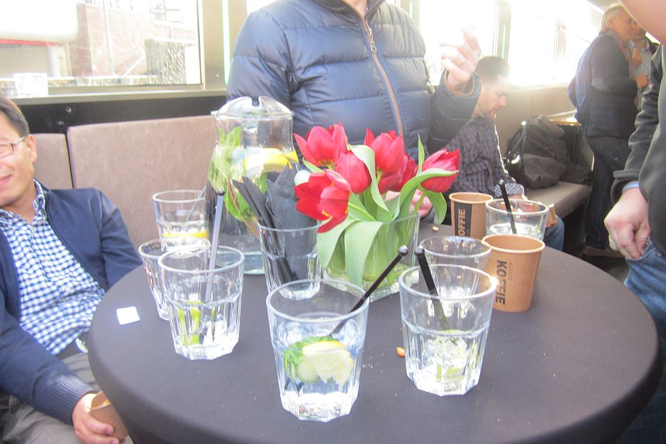 Gin Tonic Tour door de Amsterdamse grachten